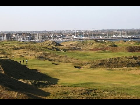 THE ISLAND GOLF CLUB, NEAR DUBLIN, IRELAND