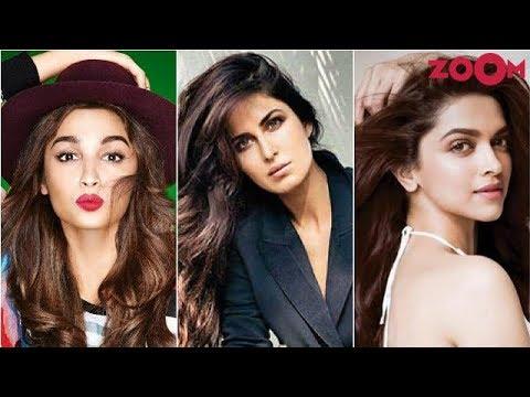 Katrina Kaif OPENS UP On Her Chemistry With Alia Bhatt And Deepika Padukone