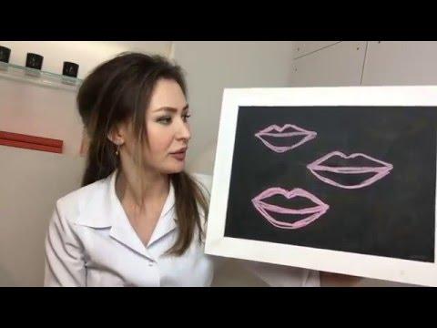 Как подобрать форму губ для увеличения