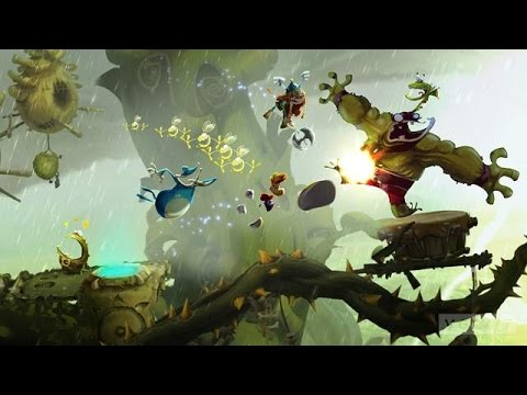 Rayman Legends | Any% speedrun cool new strats :)
