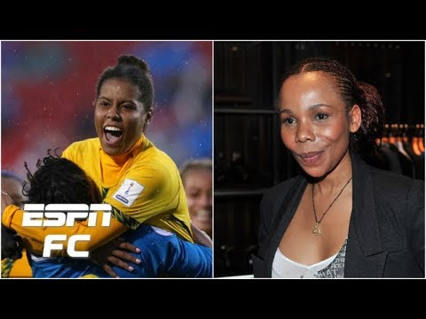 How Bob Marley's daughter saved Jamaica's WNT from financial woe & qualified for the 2019 Women's World Cup.