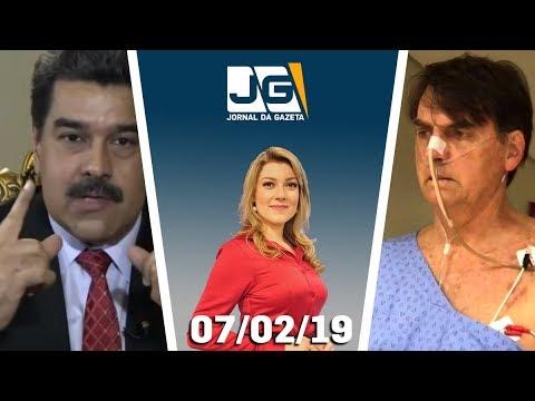 Jornal Da Gazeta - 07/02/2019