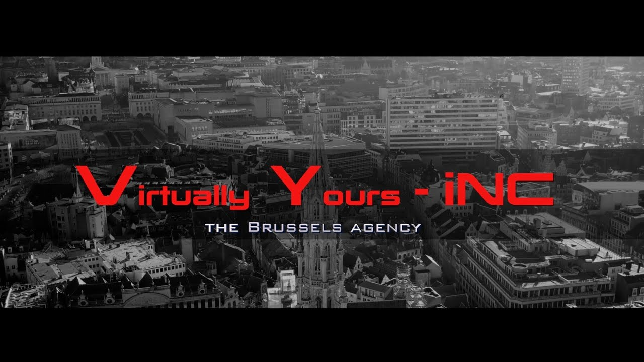 VY-INC: The All-You-Can-Live Agency in Brussels / Series Teaser