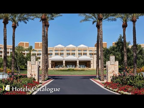 JW Marriott Phoenix Desert Ridge Resort & Spa Tour - Phoenix USA