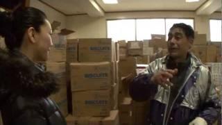知花くららさん、宮城県訪問 ~東日本大震災・WFPの支援活動~ 知花くらら 検索動画 29