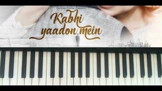 Kabhi Yaadon Mein Aao   Parash Piano   Arijit Singh   Palak Mucchal  