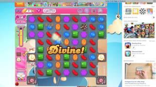 candy crush saga level 1601