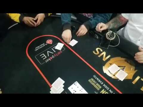 Playground Poker Club - MILLIONS Main Event Step 1 Flip & Go!!!