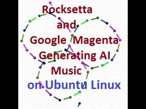 Google Magenta Setup on linux