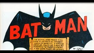 Batman:  Detective Comics #31