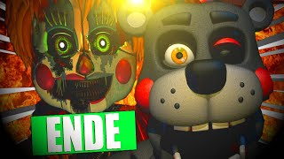 Alles muss BRENNEN! (Ende) | FNAF 6: Pizzeria Simulator - #scarysunday