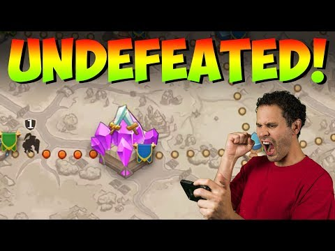 Unstoppable Fortress Feud Team... NEVER LOSE!