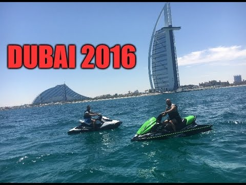 DUBAI 2016 Vacation