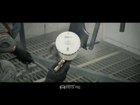 """Покраска Nissan Note в """"АвтоГрад"""" Центр кузовного ремонта Арзамас"""