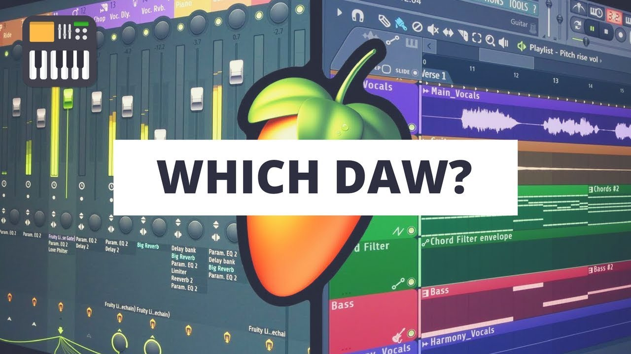 Is FL Studio The Best DAW? VS Logic Pro X | Maschine | Ableton Live
