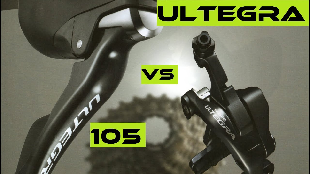 Part 3. Shimano Road - Ultegra 6800 vs 105 5800 Groupset. Buyers Guide / Review - YouTube
