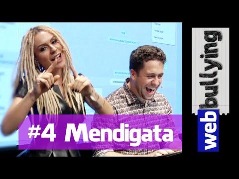WEBBULLYING NA TV #04 - Mendigata - FERNANDA LACERDA (Programa Pânico)