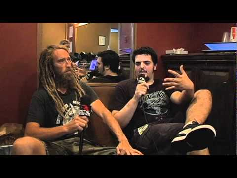 DECREPIT BIRTH  with Bill Robinson on Metal Injection 2010