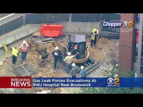 los angeles 598a2 00c81 Robert Wood Johnson University Hospital Emergency Room Evacauted