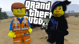 THE LEGO MOVIE 2: THE SECOND PART MOD (GTA 5 PC Mods Gameplay)