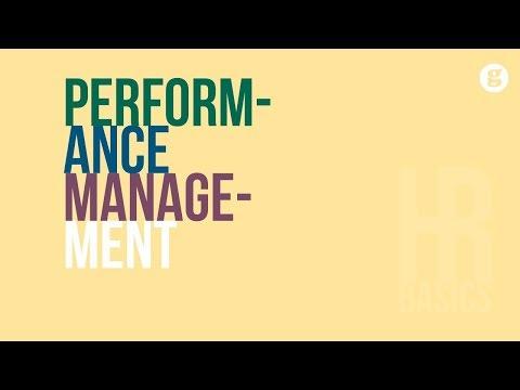 HR Basics: Performance
