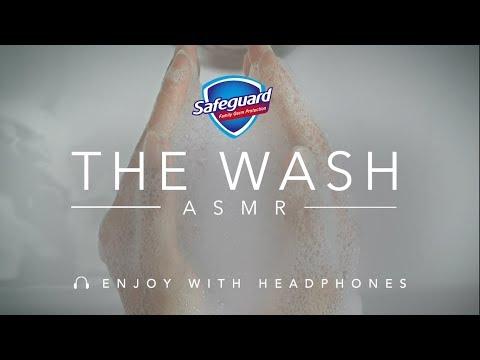 "Safeguard Presents ""The Wash"" ASMR Video"