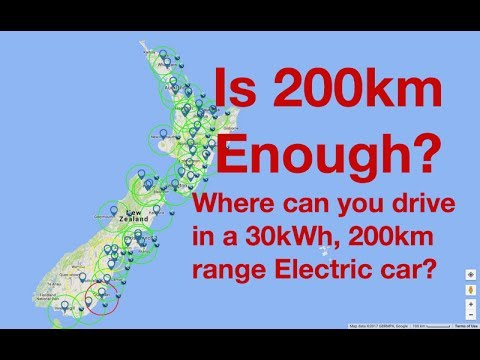 Is 200km Enough EV Range?