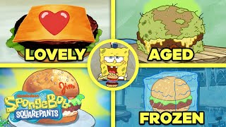 Every Way to Make a Krabby Patty (23 Methods)  | SpongeBob