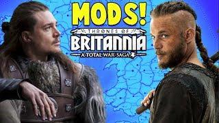 TOP 5 Thrones of Britannia Mods!