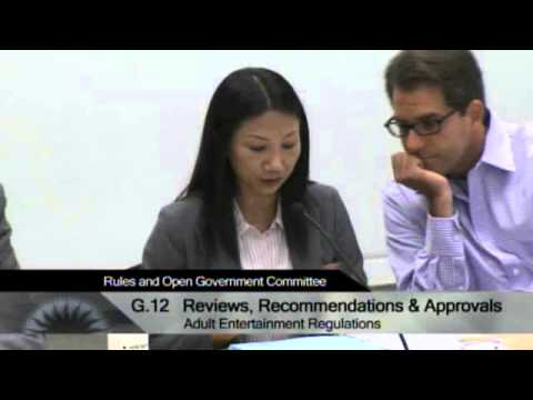 08/07/13 - San Jose City Hall - Rules & Open Government Committee
