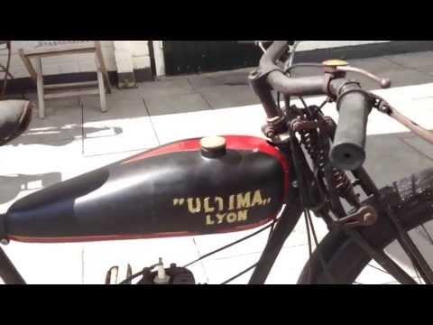 Vintage 1934 Ultima Lyon BMA