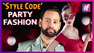 Party Fashion Tips by Andy Thumbnail