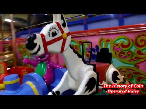 1950s Coin Operated Mule Kiddie Ride - Muffin the Mule from YouTube · Duration:  1 minutes 32 seconds