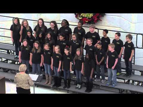 Nettleton Middle School Honor Choir