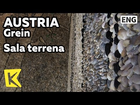 【K】Austria Travel-Grein[오스트리아 여행-그레인]인테리어 살라 테레나/Greinburg castle/Sala terrena/Stone/Interior