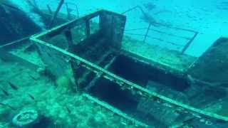 Nurkowanie na Malcie, wrak P31 (Comino, Malta); Malta Diving - P31 Shipwreck near Comino Island