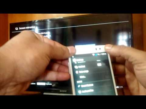 Android screen mirroring NO ROOT NO CHROMECAST NO MIRACAST