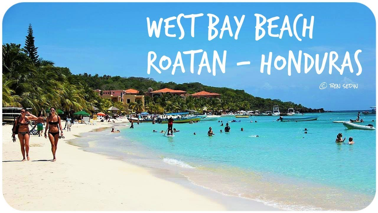 West Bay Beach Roatan Honduras
