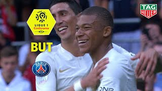 But Kylian MBAPPE (90') / EA Guingamp - Paris Saint-Germain (1-3)  (EAG-PARIS)/ 2018-19
