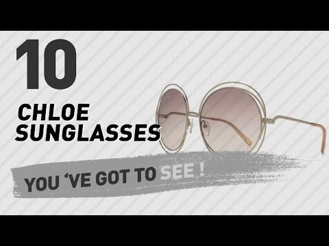 b1f87e92b36e Chloe Sunglasses For Women // New & Popular 2017 - YouTube