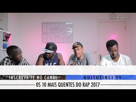 Os 10 Mais Quentes do Rap 2017 (MOB, Young Double, TRX, Projecto X, Extremo signo, Ready Neutro ...)