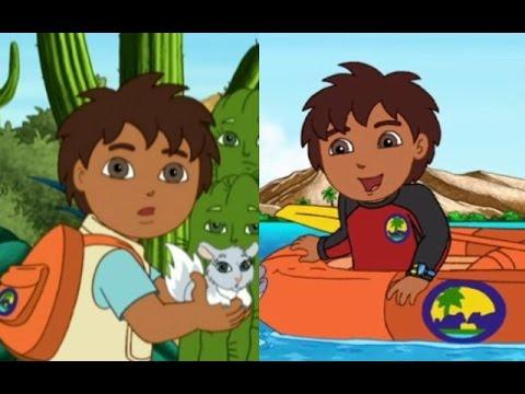 Go Diego Go Spiele