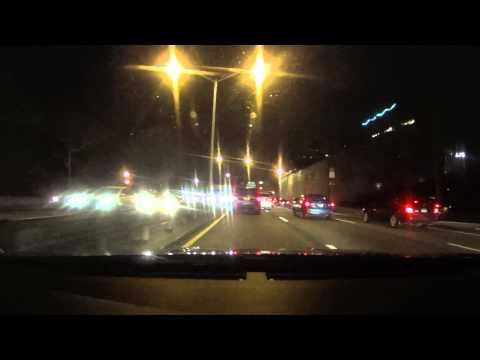 GWB to Midtown Manhattan Sony HDR-AS30v Dash Cam
