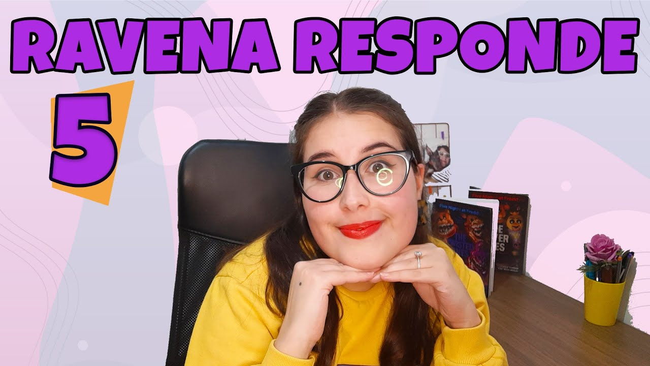 Ravena Responde 5 - Especial 60 mil Inscritos - Ravena Abluba