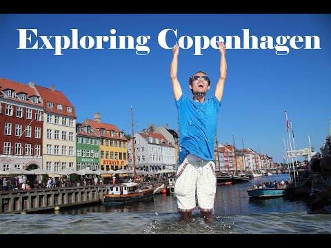 Copenhagen Tour I A day tour   Nepali I DENMARKI Europe Tour EP#15