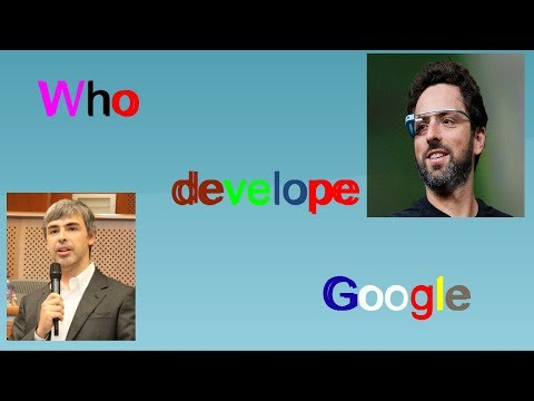Who founded Google?