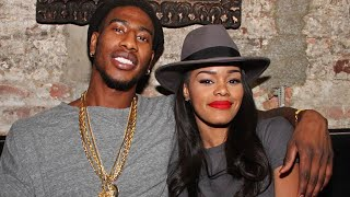 Teyana Taylor & Iman Shumpert Headed For Divorce   Threesomes & Bi Wife Won't Save a Marriage Either