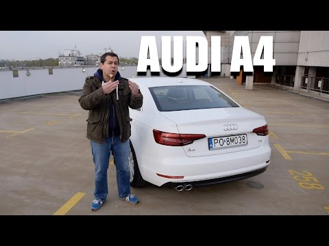 Audi A4 2016 (ENG) - Test Drive and Review