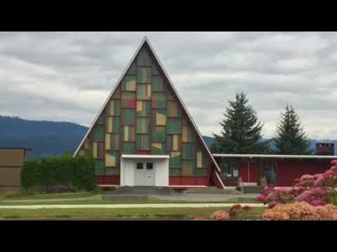 July day in Kitimat, British Columbia