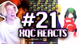 JAPANESE GAME SHOW & 21 Savage ARREST! W/CHAT | XQC REACTS #21